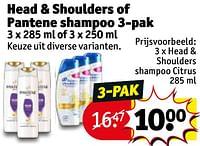 Head + shoulders shampoo citrus-Head & Shoulders