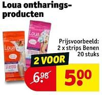 Strips benen-Loua