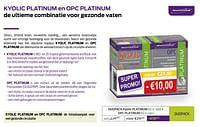 Duopack kyolic platinum + opc platinum-Mannavital