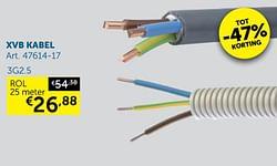 Xvb kabel