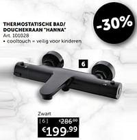 Thermostatische bad-douchekraan hanna-Mio Bagno