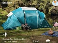 Bestway family ground tent-BestWay
