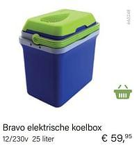 Bravo elektrische koelbox-Huismerk - Multi Bazar