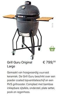Grill guru original large-Grill Guru