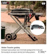 Weber traveler gasbbq-Weber