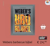 Webers barbecue bijbel-Weber