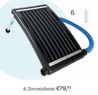 Zonnecollector-Huismerk - Multi Bazar