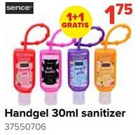 Handgel sanitizer-Sence