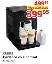 Krups evidence volautomaat-Krups