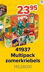 41937 multipack zomerkriebels-Lego
