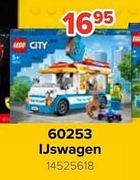 60253 ijswagen-Lego