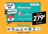 Hisense 40a5700-Hisense