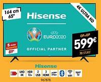 Hisense 4k ultra hd-Hisense