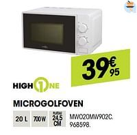 Highone microgolfoven mwo20mw902c-HighOne