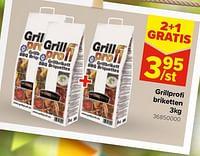 Grillprofi briketten-Grillprofi