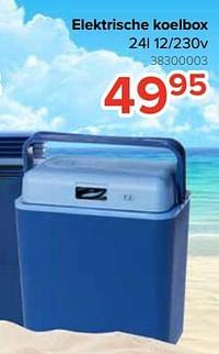Elektrische koelbox 24l 12-230v-Huismerk - Euroshop