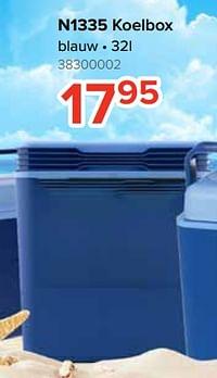 N1335 koelbox-Huismerk - Euroshop