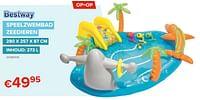 Speelzwembad zeedieren-BestWay