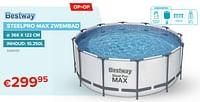 Steelpro max zwembad-BestWay