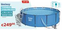 Zwembad steelpro max-BestWay