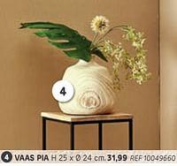 Vaas pia-Huismerk - Brico