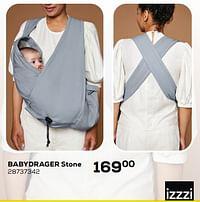 Babydrager stone-Izzzi