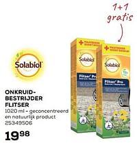 Onkruidbestrijder flitser-Solabiol