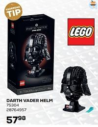 Darth vader helm-Lego