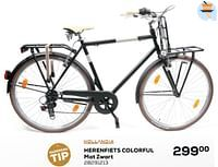 Herenfiets colorful-Hollandia