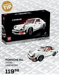 Porsche 911-Lego