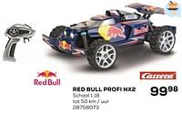 Red bull profi nx2-Carrera