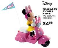 Disney telegeleide scooter minnie-Disney