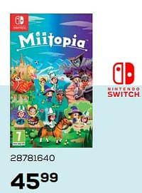Miitopia-Nintendo