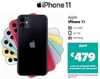 Apple iphone 11-Apple