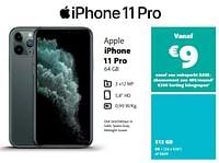 Apple iphone 11 pro 512 gb-Apple