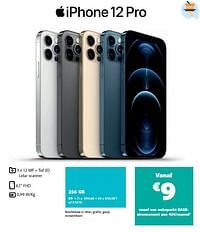 Apple iphone 12 pro 256 gb-Apple