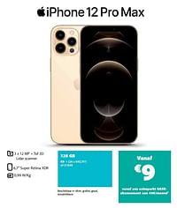 Apple iphone 12 pro max 128 gb-Apple