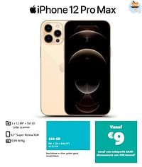 Apple iphone 12 pro max 256 gb-Apple