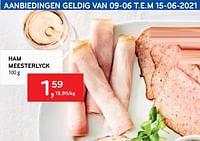 Ham meesterlyck-Huismerk - Alvo