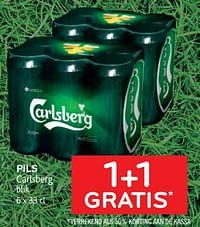 Pils carlsberg 1+1 gratis-Carlsberg Luxe