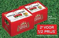 Pils stella artois 2e voor 1-2 prijs-Stella Artois