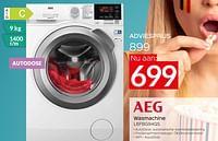 Aeg wasmachine l6fbg94qs-AEG