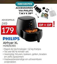Philips airfryer xl hd926390-Philips