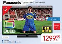Panasonic smart oled-tv 55`` tx55gz950e-Panasonic