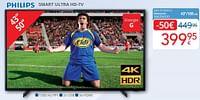 Philips smart ultra hd-tv 43pus7505-12-Philips