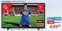 Philips smart ultra hd-tv 50pus7505-12-Philips