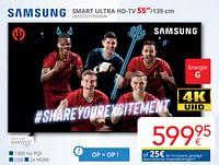 Samsung smart ultra hd-tv 55`` ue55tu7170sxxn-Samsung