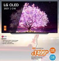 Lg oled 4k tv lqoled55c16la-LG