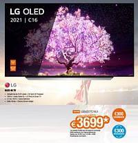 Lg oled 4k tv lqoled77c16la-LG