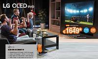 Lg oled evo 4k smart tv lqoled55g1rla-LG